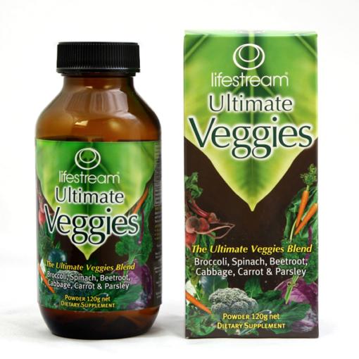 Lifestream Ultimate Veggies