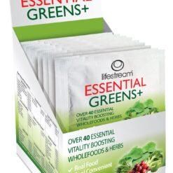 Essential Greens 1 skammtur