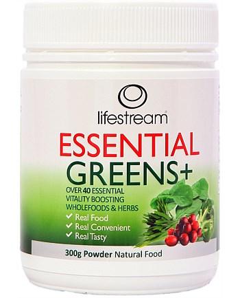 Essential greens vörumynd