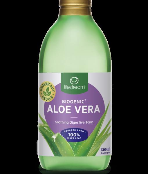 Aloe Vera Juice 500ml New Look Iceland