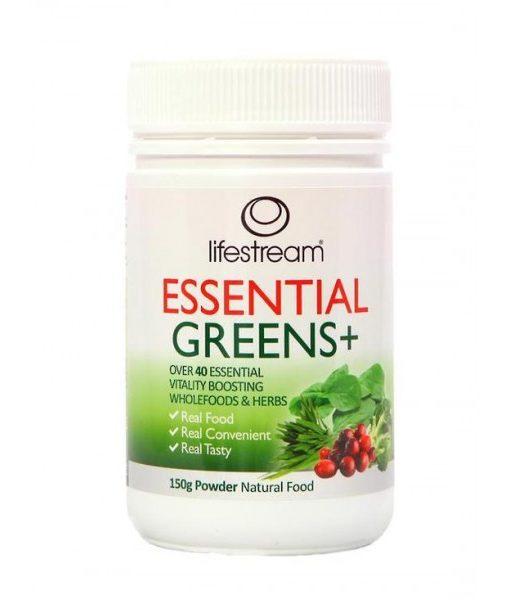 lifestream_essential_greens 150g